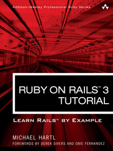 Ebook in inglese Ruby on Rails™ 3 Tutorial Hartl, Michael