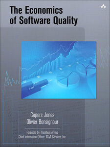 Ebook in inglese The Economics of Software Quality Bonsignour, Olivier , Jones, Capers