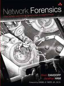 Ebook in inglese Network Forensics Davidoff, Sherri , Ham, Jonathan