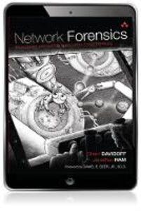 Foto Cover di Network Forensics, Ebook inglese di Sherri Davidoff,Jonathan Ham, edito da Pearson Education