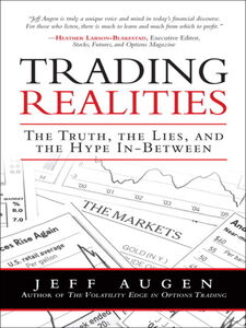 Foto Cover di Trading Realities, Ebook inglese di Jeff Augen, edito da Pearson Education
