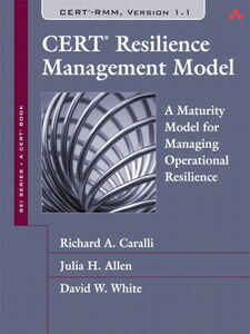 Foto Cover di CERT® Resilience Management Model, Ebook inglese di AA.VV edito da Pearson Education