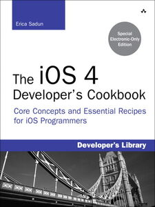 Ebook in inglese The iOS 4 Developer's Cookbook Sadun, Erica