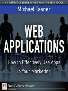 Ebook in inglese Web Applications Tasner, Michael