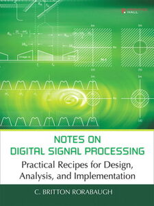 Ebook in inglese Notes on Digital Signal Processing Rorabaugh, C. Britton
