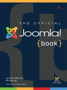 Foto Cover di The Official Joomla!™ Book, Ebook inglese di Jennifer Marriott,Elin Waring, edito da Pearson Education