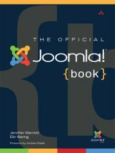 Ebook in inglese The Official Joomla!™ Book Marriott, Jennifer , Waring, Elin