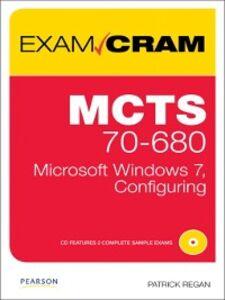 Ebook in inglese MCTS 70-680 Exam Cram Regan, Patrick