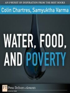 Ebook in inglese Water, Food, and Poverty Chartres, Colin