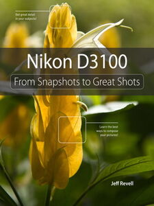 Ebook in inglese Nikon D3100 Revell, Jeff