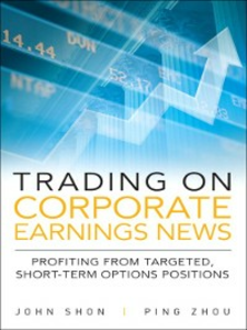 Ebook in inglese Trading on Corporate Earnings News Shon, John , Zhou, Ping