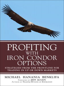 Ebook in inglese Profiting with Iron Condor Options Benklifa, Michael