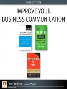 Foto Cover di Improve Your Business Communication (Collection), Ebook inglese di AA.VV edito da Pearson Education