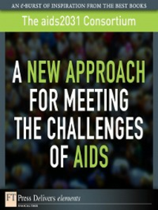 Ebook in inglese A New Approach for Meeting the Challenges of AIDS Consortium, The aids2031
