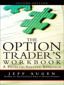 Ebook in inglese The Option Trader's Workbook Augen, Jeff