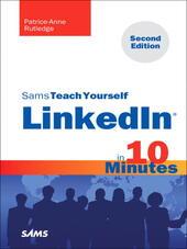 Sams Teach Yourself LinkedIn in 10 Minutes