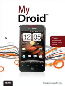 Ebook in inglese My Droid™ Johnston, Craig James