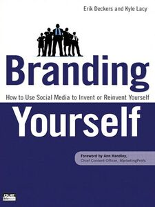 Ebook in inglese Branding Yourself Deckers, Erik , Lacy, Kyle