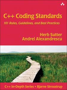 Ebook in inglese C++ Coding Standards Alexandrescu, Andrei , Sutter, Herb