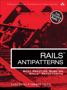 Ebook in inglese Rails™ AntiPatterns Pytel, Chad , Saleh, Tammer