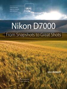Ebook in inglese Nikon D7000 Batdorff, John