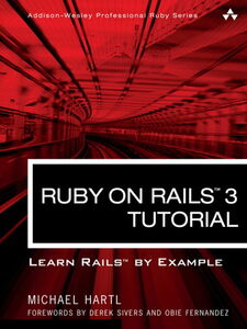Ebook in inglese Ruby on Rails™ 3 Tutorial Hartl, Michael