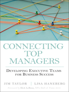 Ebook in inglese Connecting Top Managers Haneberg, Lisa , Taylor, Jim