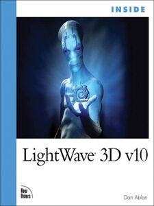 Ebook in inglese Inside LightWave 3D v10 Ablan, Dan