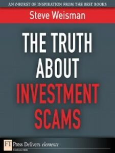 Ebook in inglese The Truth About Investment Scams Weisman, Steve