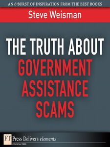 Ebook in inglese The Truth About Government Assistance Scams Weisman, Steve