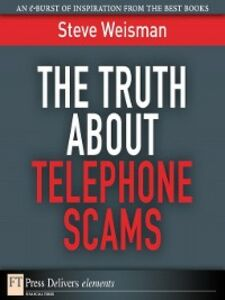 Ebook in inglese The Truth About Telephone Scams Weisman, Steve