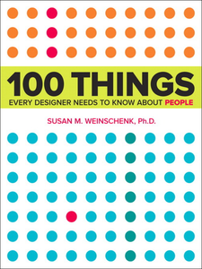 Ebook in inglese 100 Things Every Designer Needs to Know About People Weinschenk, Susan