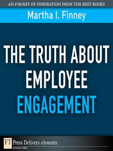 Ebook in inglese The Truth About Employee Engagement Finney, Martha