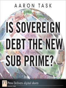 Ebook in inglese Is Sovereign Debt the New Sub Prime? Task, Aaron