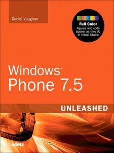 Ebook in inglese Windows Phone 7.5 Unleashed Vaughan, Daniel