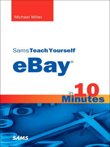 Ebook in inglese Sams Teach Yourself eBay in 10 Minutes Miller, Michael