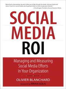 Foto Cover di Social Media ROI, Ebook inglese di Olivier Blanchard, edito da Pearson Education
