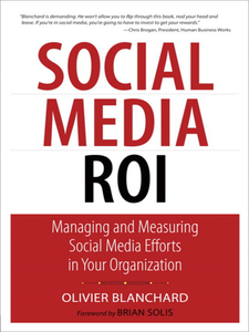 Ebook in inglese Social Media ROI Blanchard, Olivier