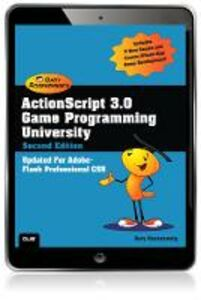Ebook in inglese ActionScript 3.0 Game Programming University Rosenzweig, Gary