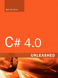 Ebook in inglese C# 4.0 Unleashed Smet, Bart De