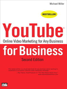 Foto Cover di YouTube® for Business, Ebook inglese di Michael Miller, edito da Pearson Education