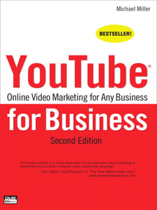 Ebook in inglese YouTube® for Business Miller, Michael R.
