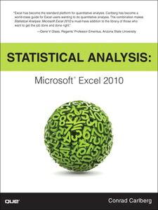 Ebook in inglese Statistical Analysis Carlberg, Conrad
