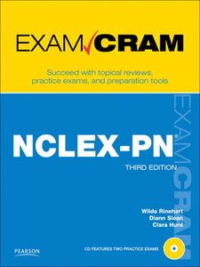 Foto Cover di NCLEX-PN Exam Cram, Ebook inglese di AA.VV edito da Pearson Education