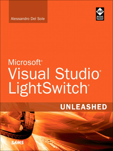 Ebook in inglese Microsoft Visual Studio LightSwitch Unleashed Sole, Alessandro Del