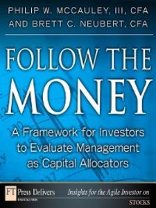 Ebook in inglese Follow the Money McCauley, Philip , Neubert, Brett