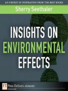 Ebook in inglese Insights on Environmental Effects Seethaler, Sherry
