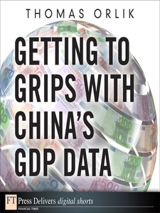 Ebook in inglese Getting to Grips with China's GDP Data Orlik, Thomas