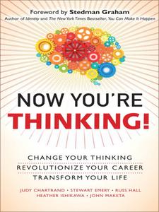 Ebook in inglese Now You're Thinking! Chartrand, Judy , Emery, Stewart , Hall, Russ , Ishikawa, Heather