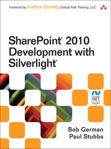 Ebook in inglese SharePoint 2010 Development with Silverlight German, Bob , Stubbs, Paul